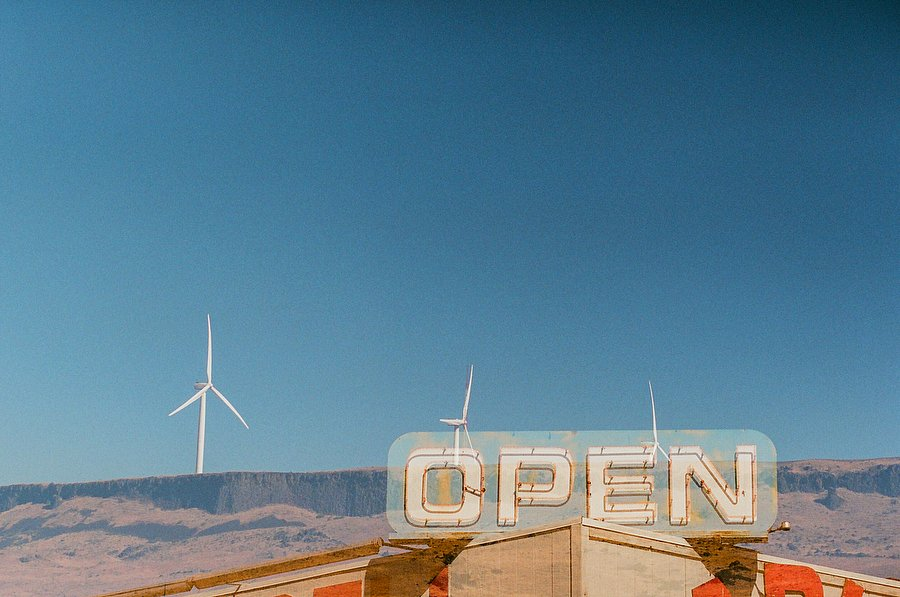 Open on Windmills